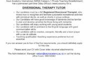 Kauri Academy International - Hiring DT Tutor!